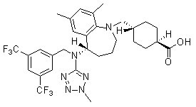 Evacetrapib (LY2484595) Chemical Structure