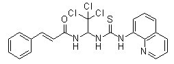 Salubrinal Chemical Structure