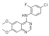 ZM 306416 Chemical Structure
